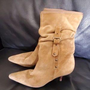 KAYA Suede Boots